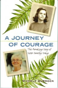 A Journey of Courage, front cover